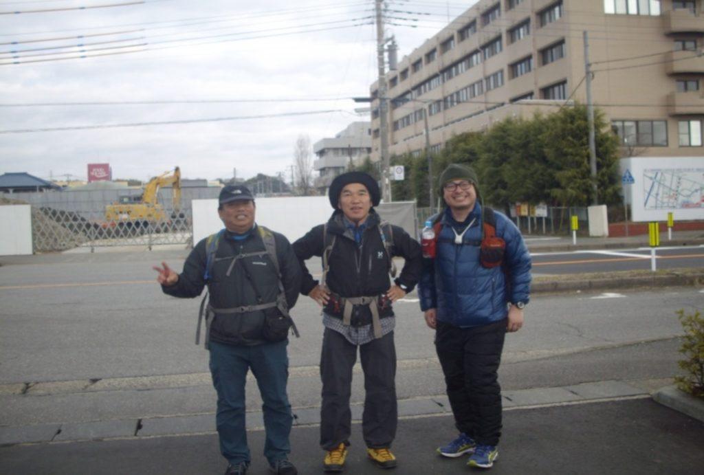 霞ヶ浦一周ウルトラフリーウォーキング104Km | 茨城県