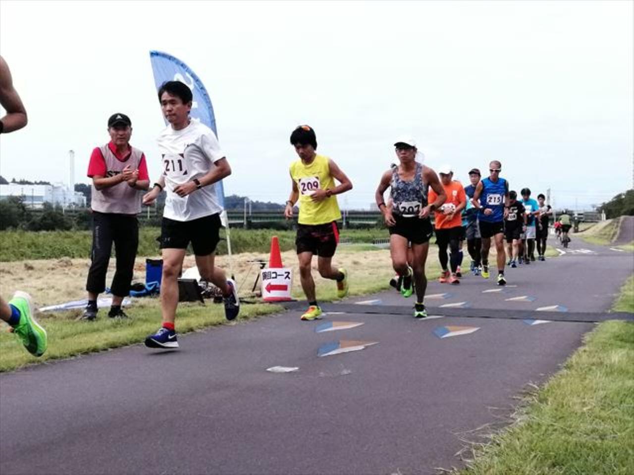 UPRUN府中多摩川風の道マラソン大会 | 東京都