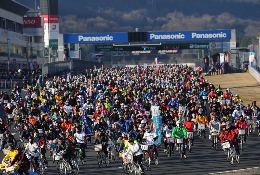 チーム対抗7時間耐久ママチャリ世界選手権   静岡県