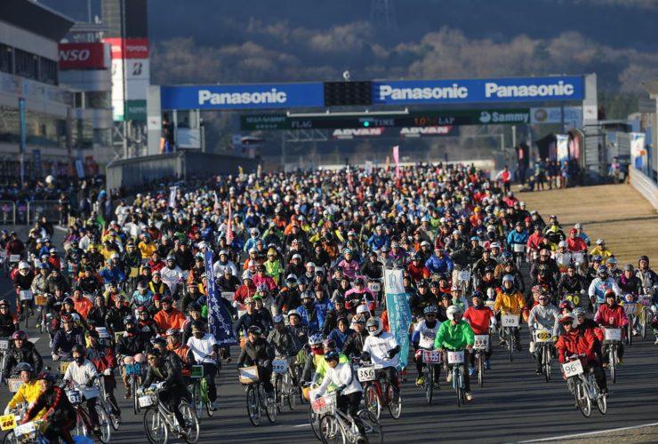 チーム対抗7時間耐久ママチャリ世界選手権 | 静岡県