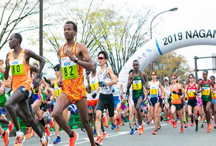 長野マラソン | 長野県