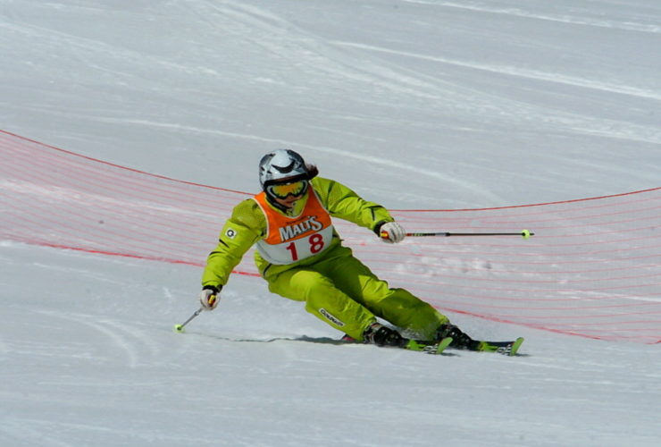 環富士山スキー技術選手権大会 | 長野県