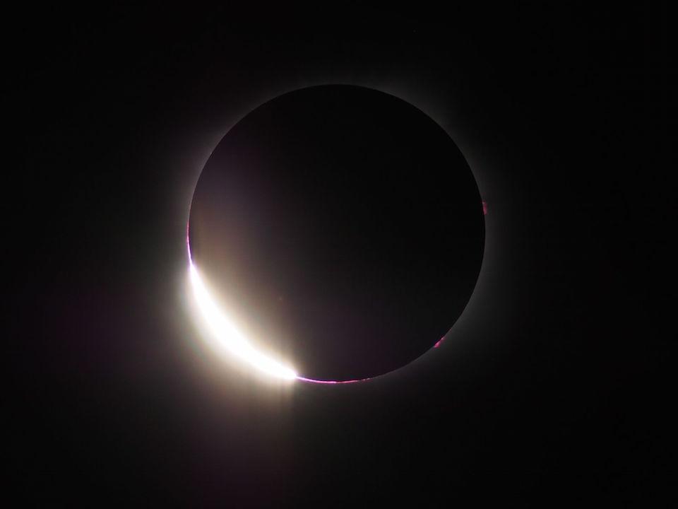 部分日食特別観察会 | 宮城県