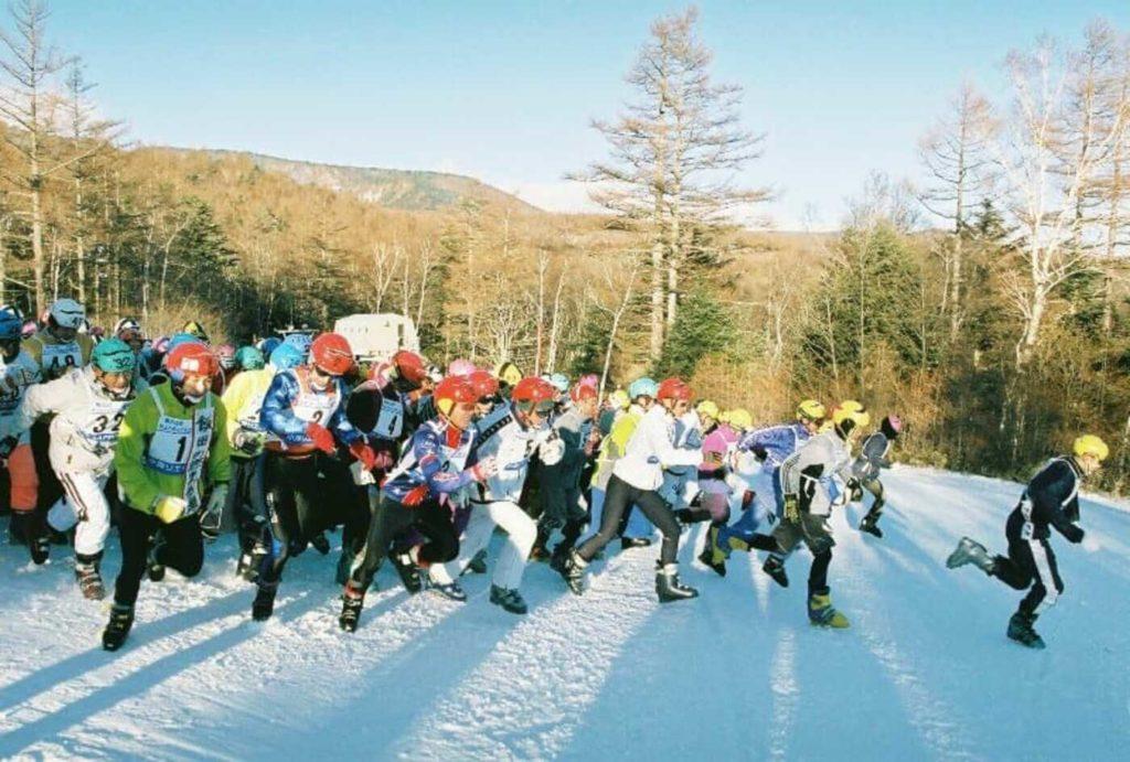 氷上トライアスロン小海大会 | 長野県