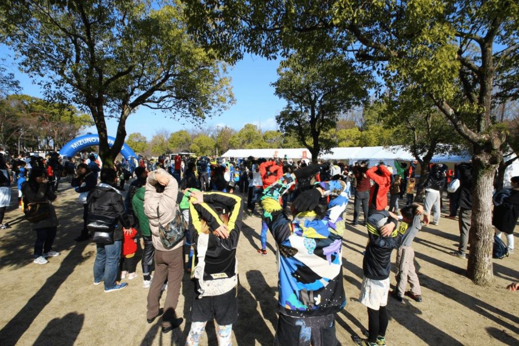 つるみエンジョイマラソン大会 | 大阪府