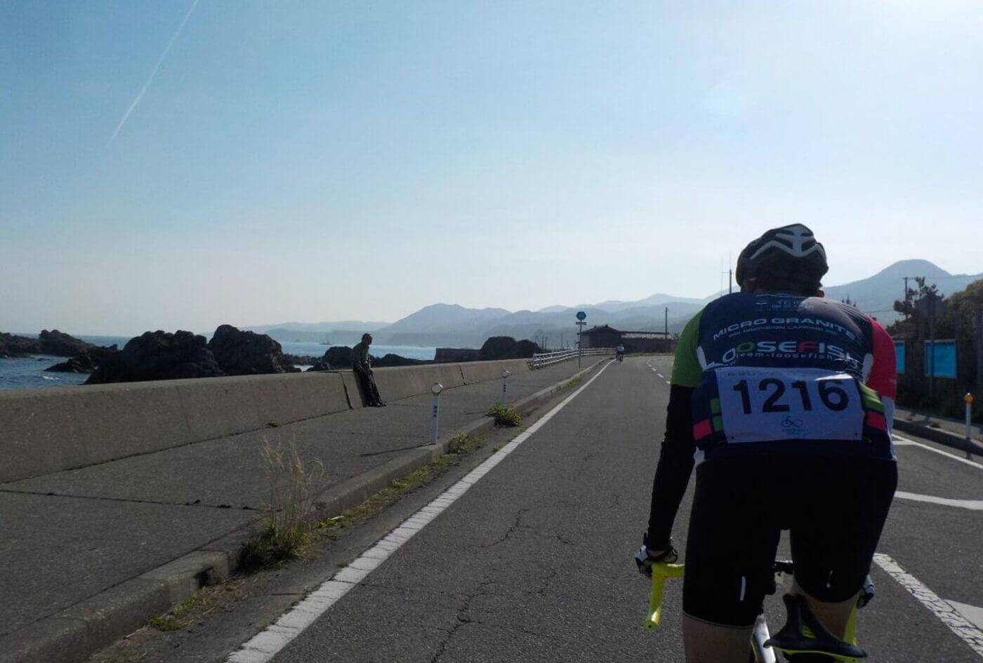 スポニチ佐渡ロングライド210 | 新潟県