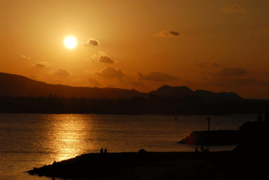 古宇利島マジックアワーRUN in 今帰仁村 | 沖縄県
