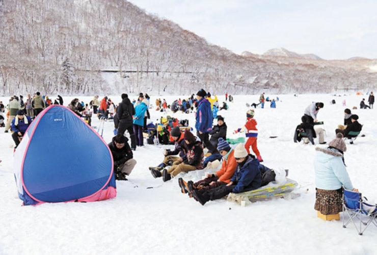 赤城山雪まつり| 群馬県