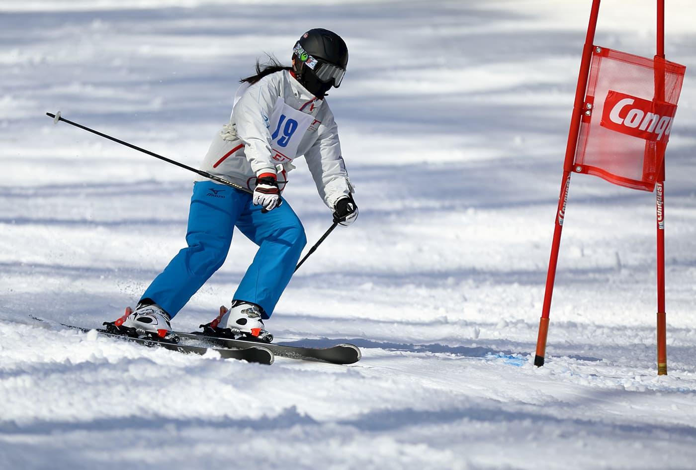岡部哲也スラロームCUP - スキー | 長野県軽井沢プリンスホテルスキー場