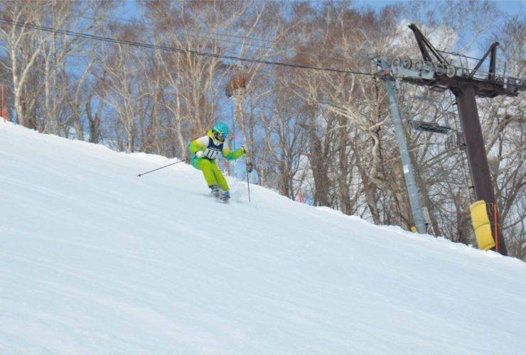 北海道スキー選手権大会 |(旭川カムイスキーリンクス)