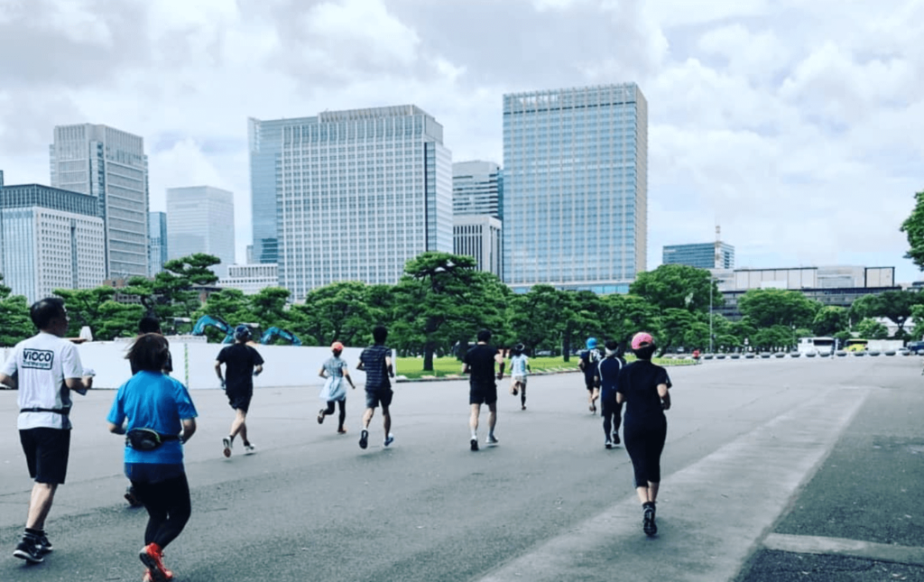 皇居ハッピーマラソン | 東京都