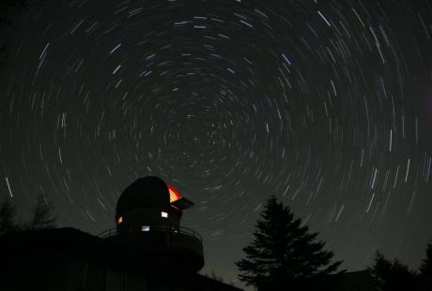 信州高遠 星座観察会   長野(国立信州高遠青少年自然の家)