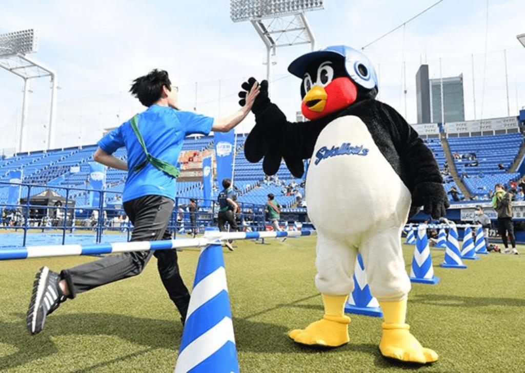 神宮球場リレーマラソン | 東京都