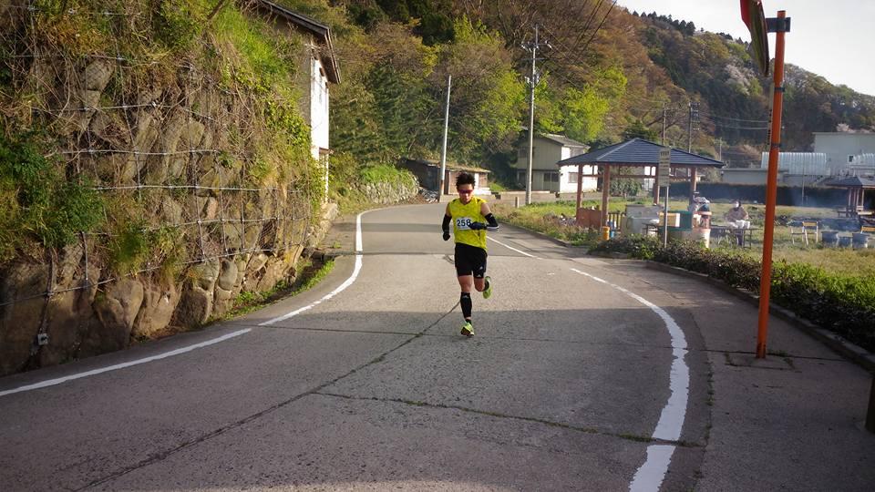 粟島一周エコマラソン | 新潟県