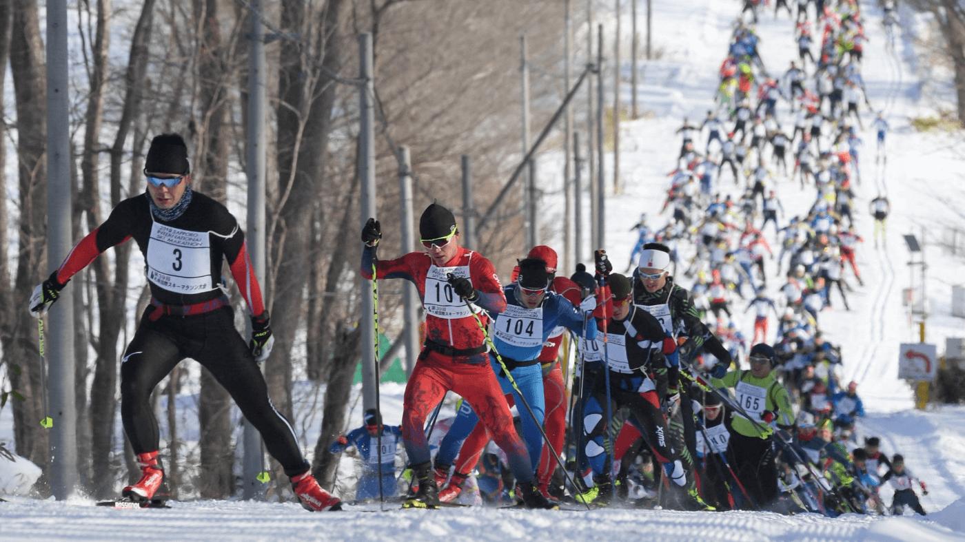 札幌国際スキーマラソン大会 | 北海道(札幌ドーム)