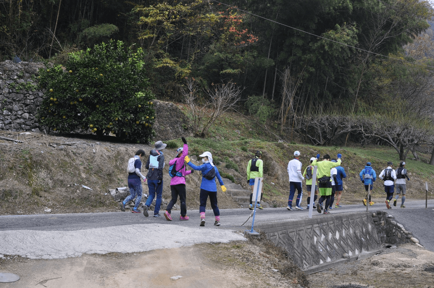 総社トレイルラン高滝山 | 岡山県
