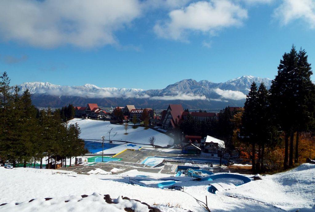 松之山温泉スキー場 新春餅つき大会 | 新潟県