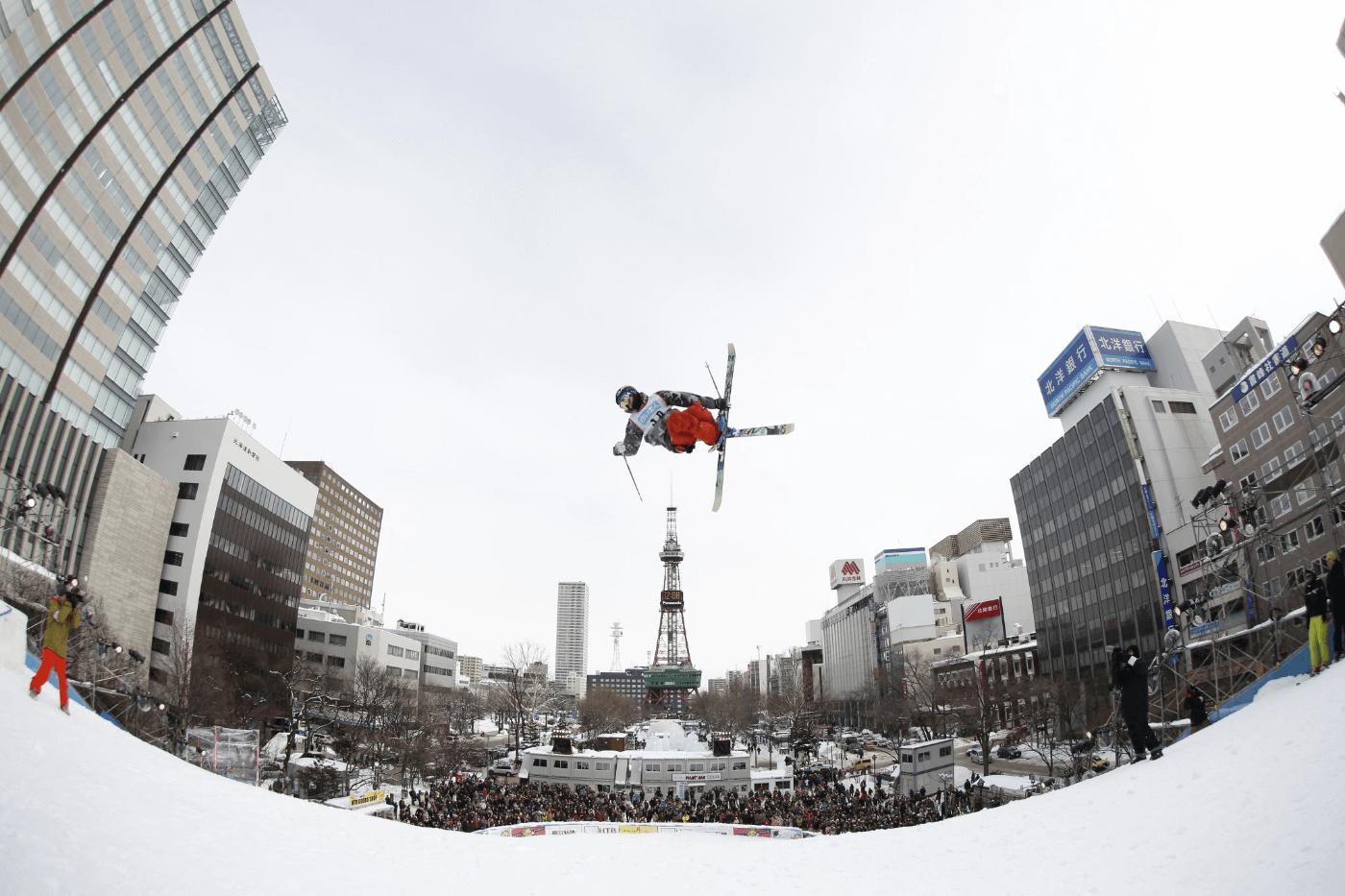 白い恋人PARK AIRスキー大会 | 北海道(HTB PARK AIR広場)