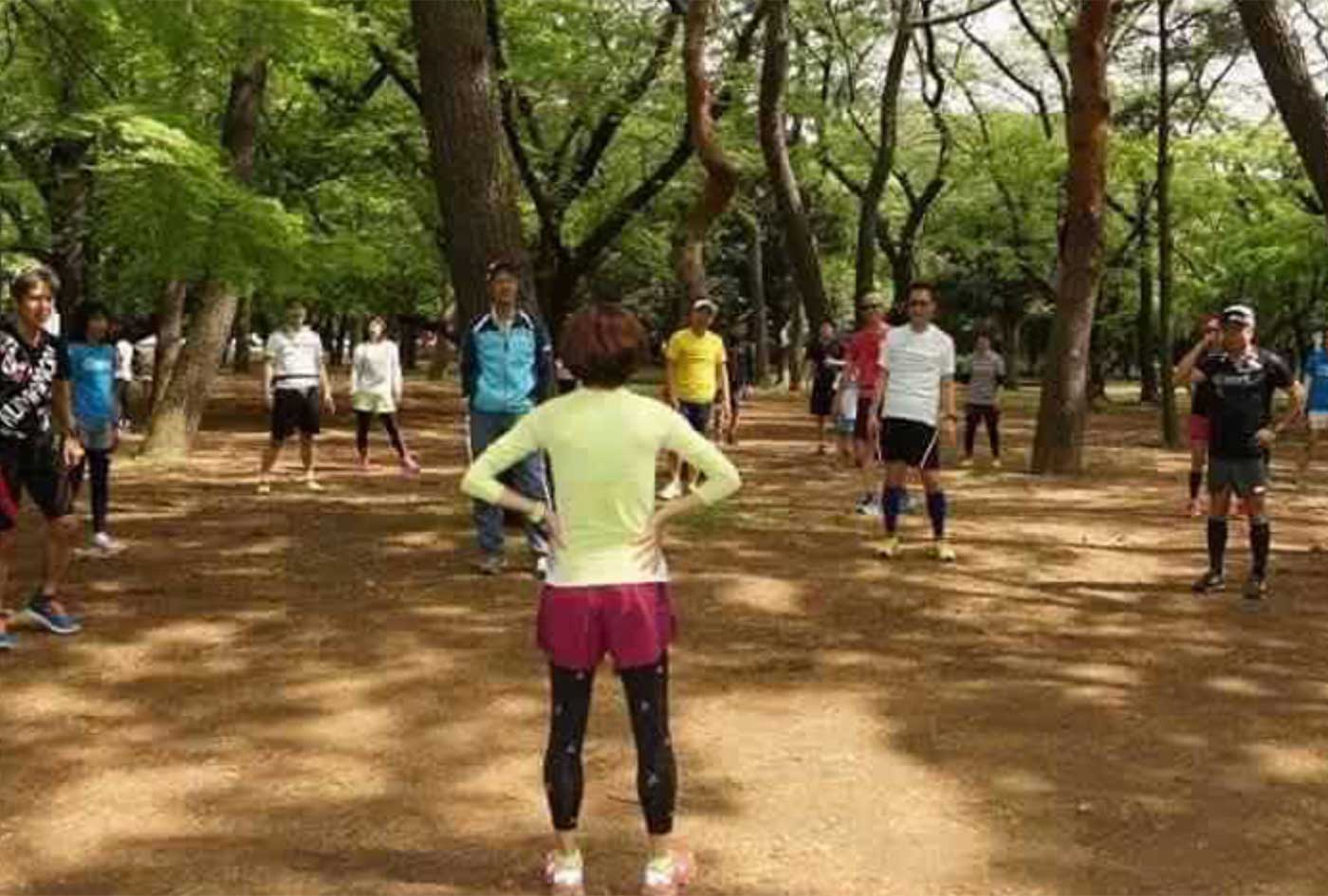 青梅マラソン試走会&新年会   東京(青梅市総合体育館)