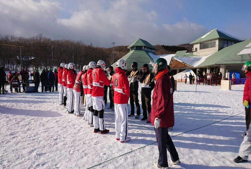 スポーツ雪合戦日本選手権大会 | 群馬(水上高原スキーリゾート)
