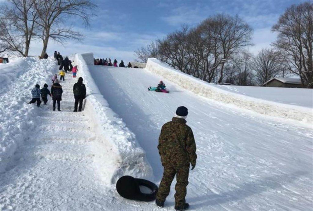 ふかがわ氷雪まつり | 北海道