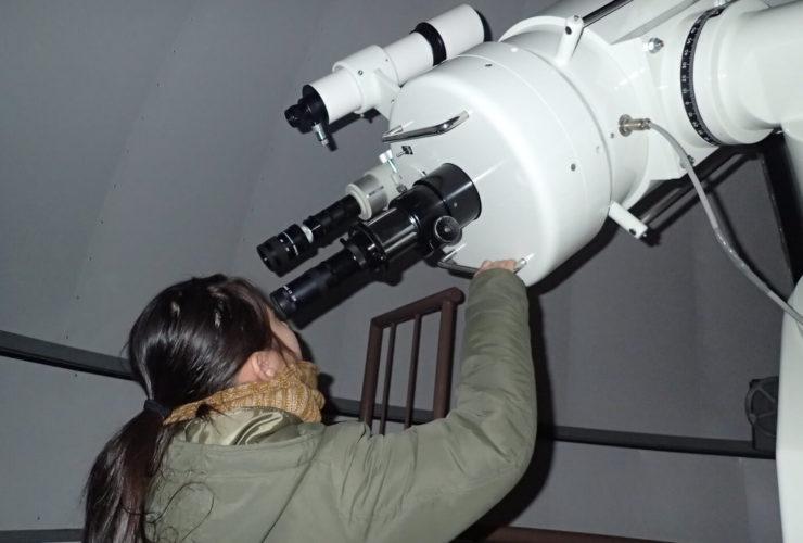 信州高遠 星座観察会 | 長野(国立信州高遠青少年自然の家)