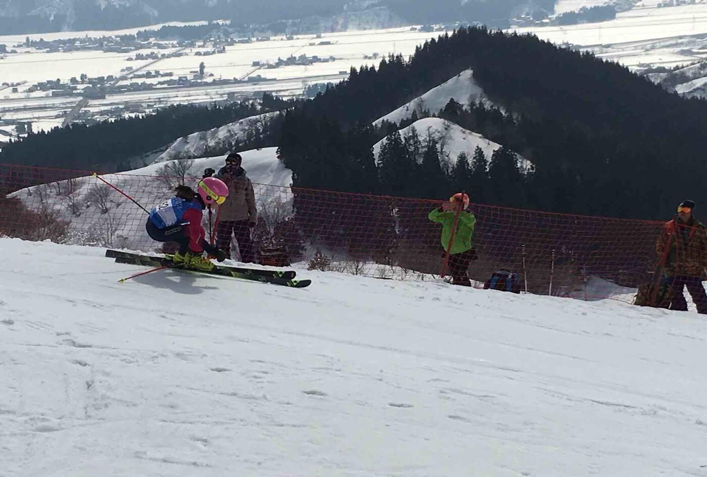 関東ユースシリーズ第2戦東京大会   長野県(野沢温泉スキー場)