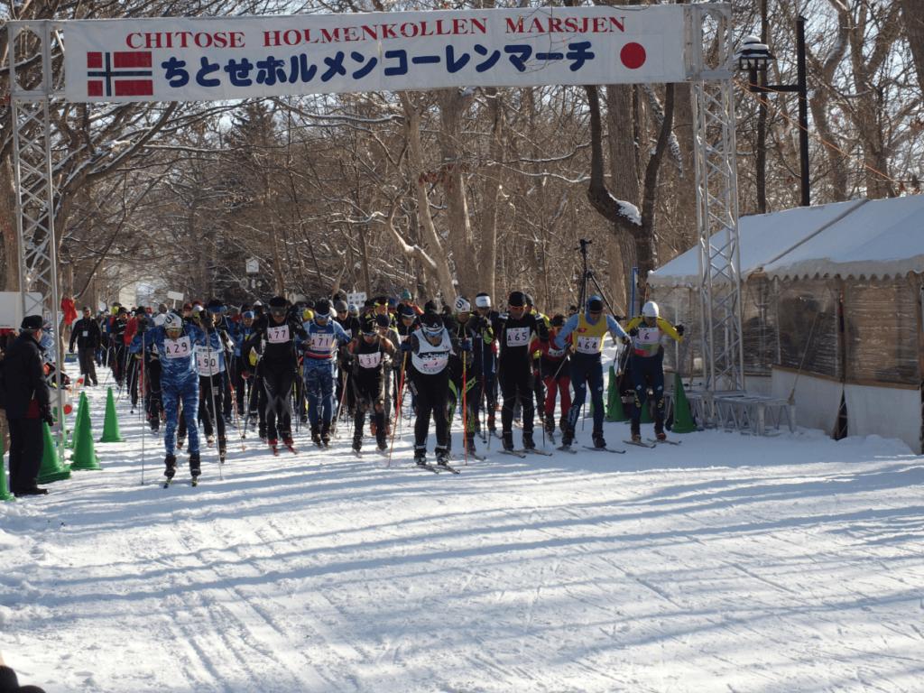 ちとせホルメンコーレンマーチ | 北海道(千歳スポーツセンター)