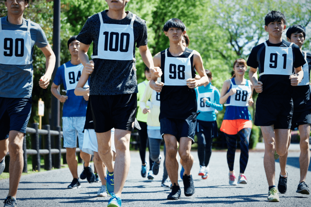 昭和記念公園リレーマラソン | 東京(昭和記念公園)