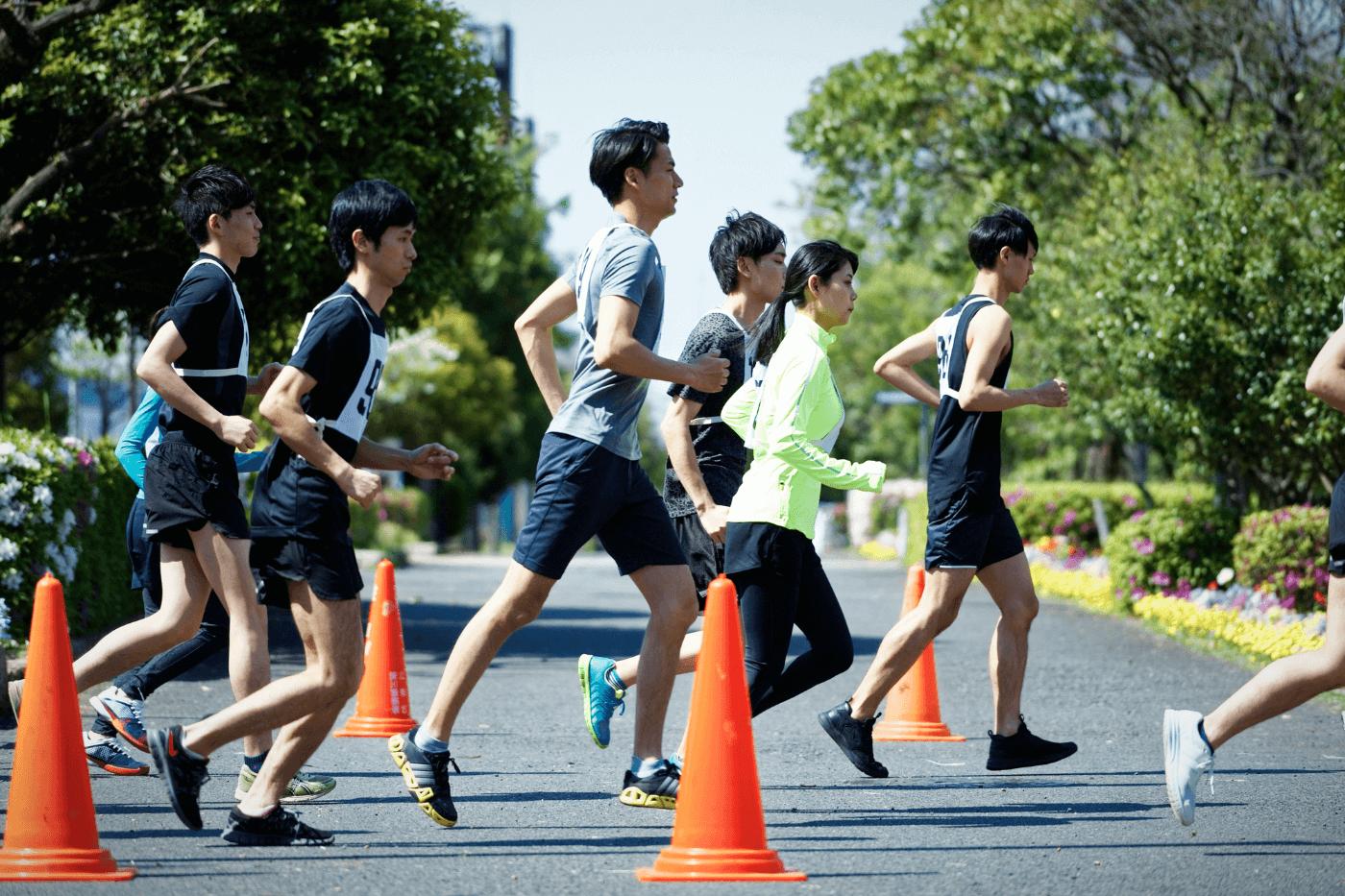 市民健康づくり愛らぶ高梁ふれあいマラソン   岡山県