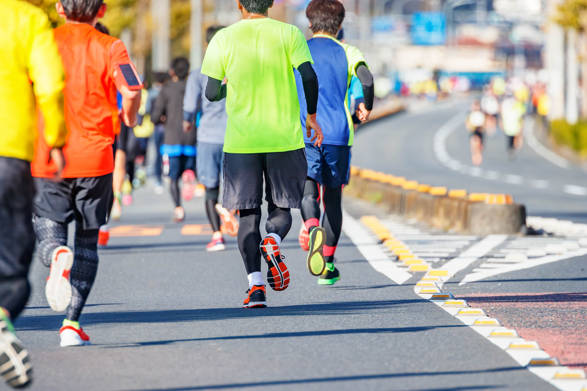 足立区都市農業公園「小学生のマラソン大会」 | 東京都