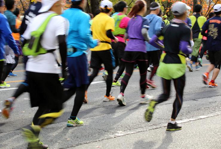 スマイルマラソン大会in横浜こどもの国   神奈川県