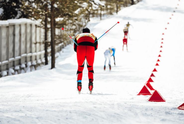 長野県知事杯争奪木島平・石井スポーツカップ | 北信州木島平スキー場