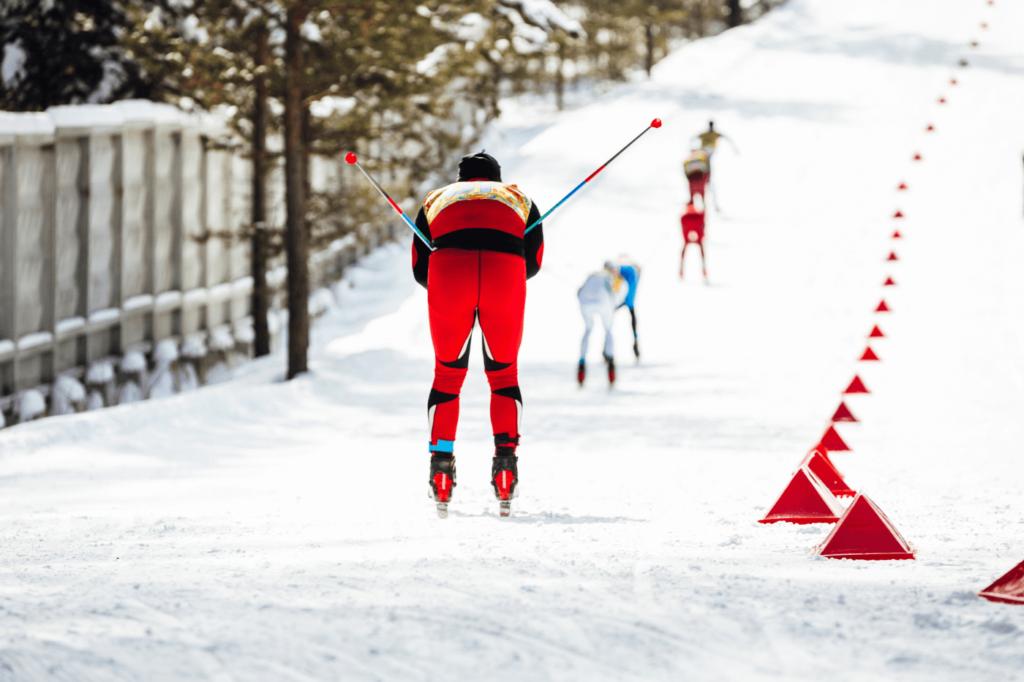 おおたき国際スキーマラソン | 北海道(大滝総合運動公園)