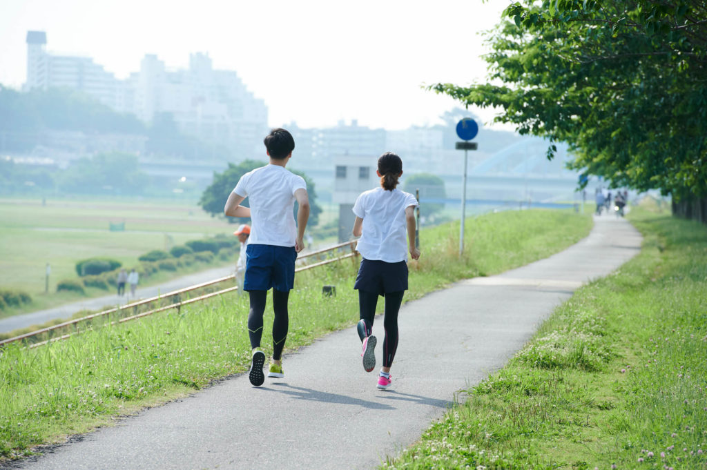 坂ランinおのみち | 広島県(千光寺公園)