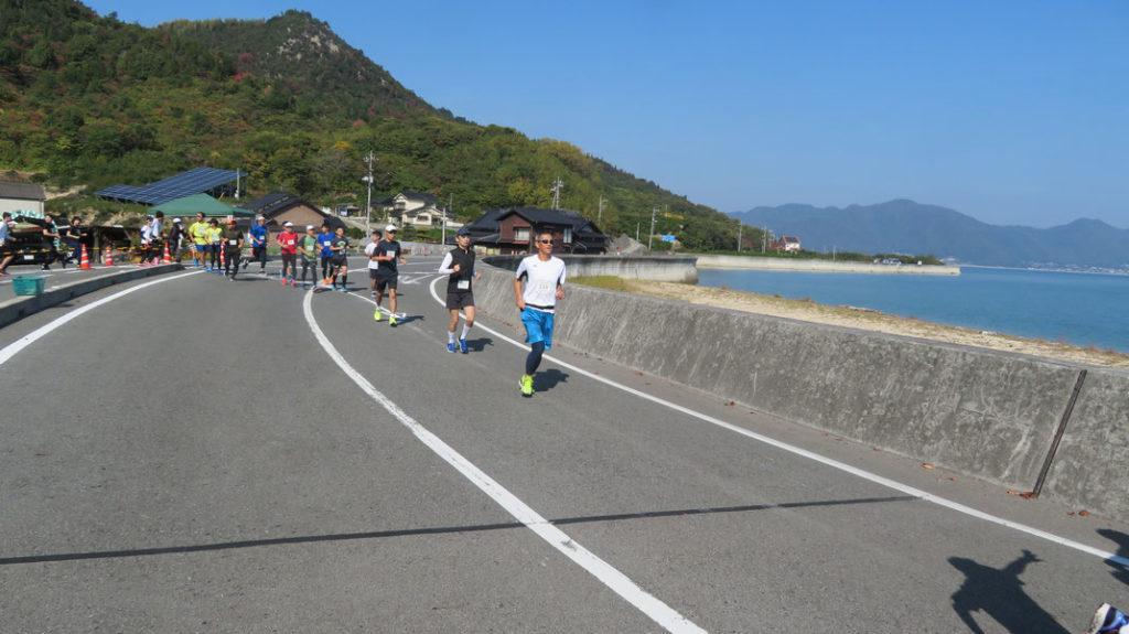 佐木島エコマラソン | 広島(鷺浦小学校)
