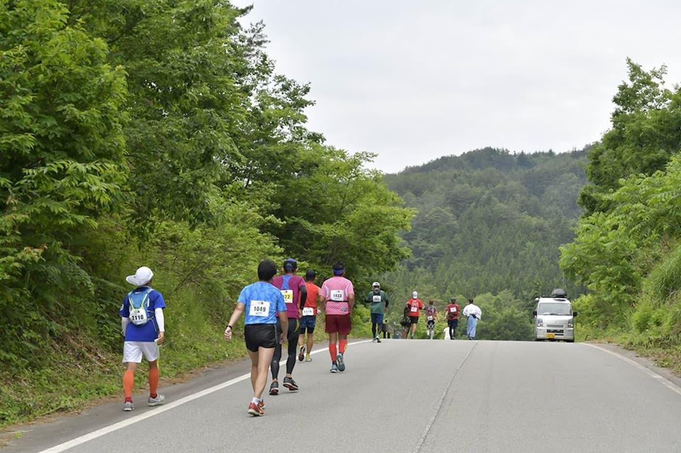 飛騨高山ウルトラマラソン   岐阜(飛騨高山ビッグアリーナ)