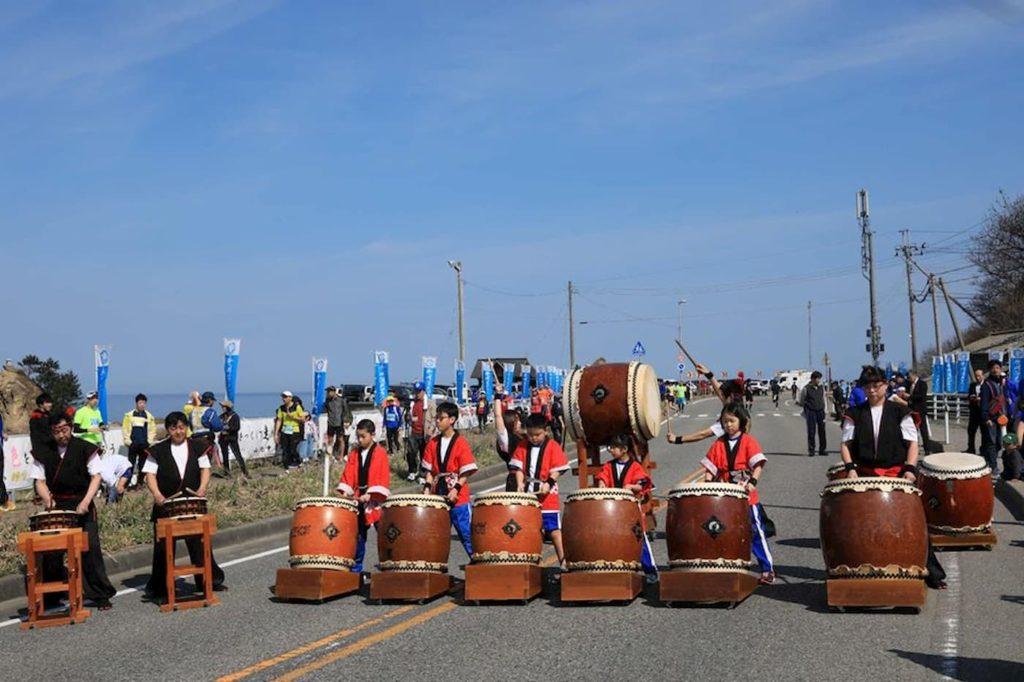 笹川流れマラソン   新潟(桑川ふれあいセンターグラウンド)