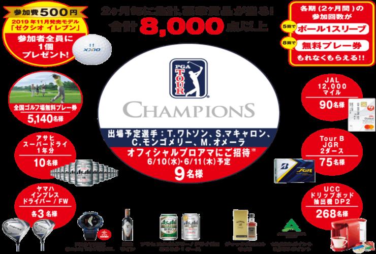 Mastercard Japan Championship アコーディアチャレンジ | 東京都
