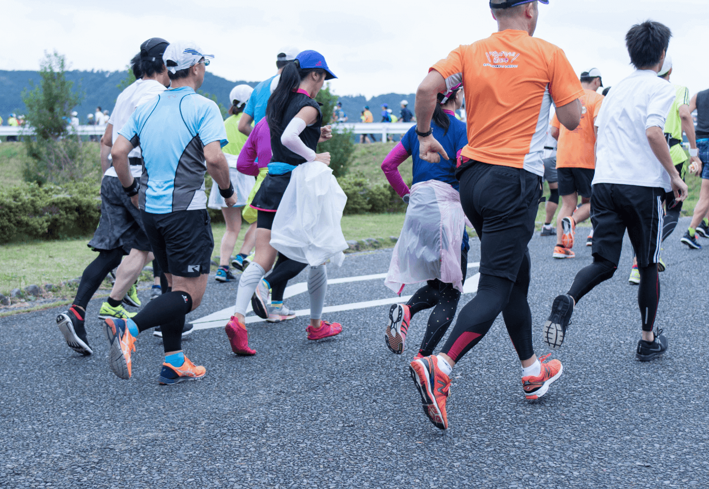 久喜菖蒲公園マラソン大会   埼玉県