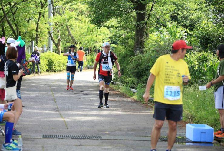 南砺100キロマラニック | 富山(タカンボースキー場)