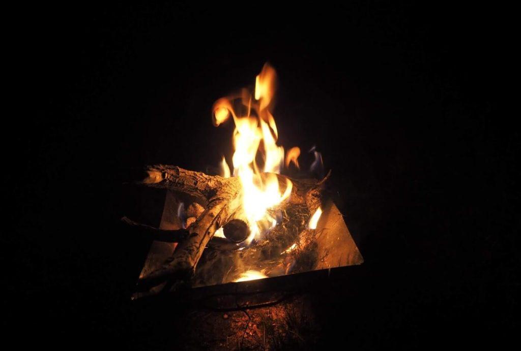 富士山たき火の達人キャンプ | 静岡(田貫湖ふれあい自然塾)