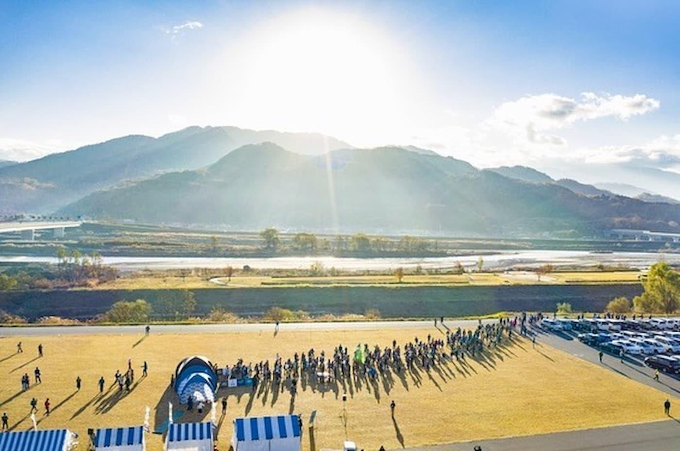 Lemonade Trail Run | 神奈川(衣笠駅前)