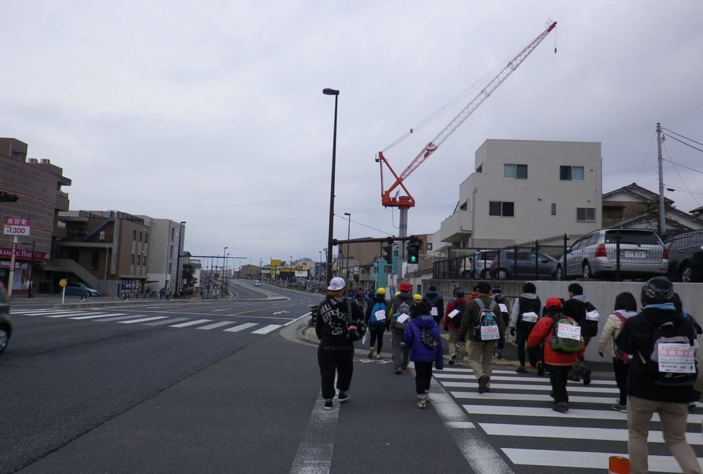 武蔵野十里 | 埼玉(東松山市ウオーキングセンター)