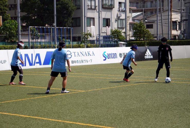 ブラインドサッカークラブチーム選手権・ブラインドサッカー体験会   神奈川(富士通スタジアム川崎)