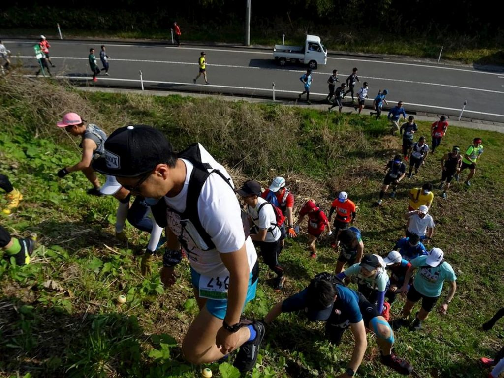 さくらおろち湖トレイルランニングレース | 島根県