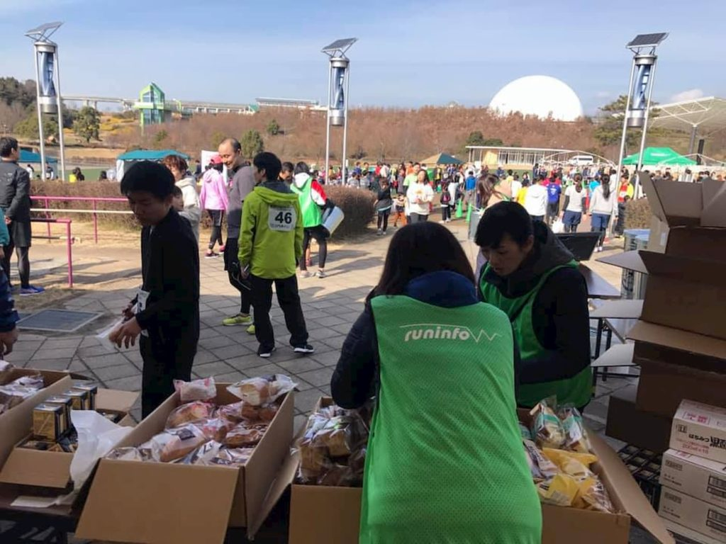 春のもみのき森林公園マラソン   広島県