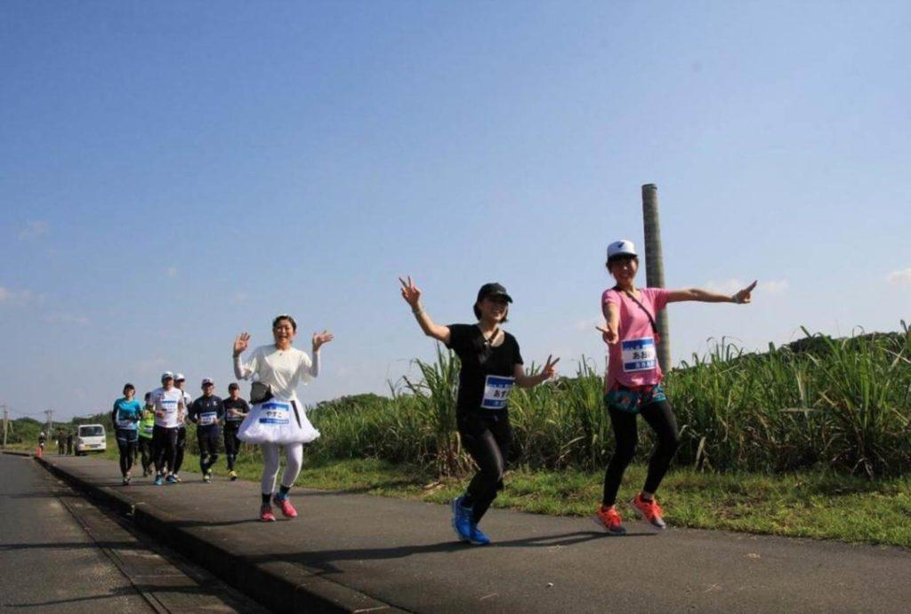 喜界島マラソン   鹿児島県奄美(自然休養村管理センター)