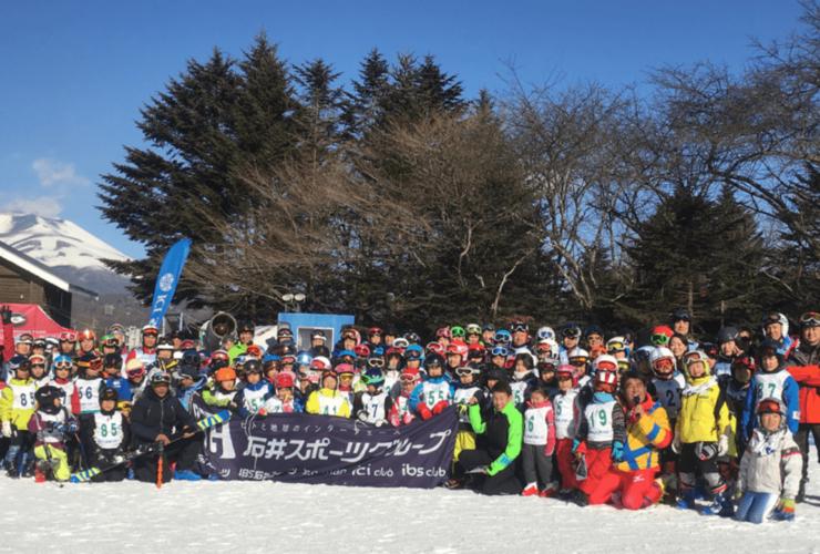 石井スポーツ&岡部哲也 ジュニアアルペンカップ | 長野(軽井沢)