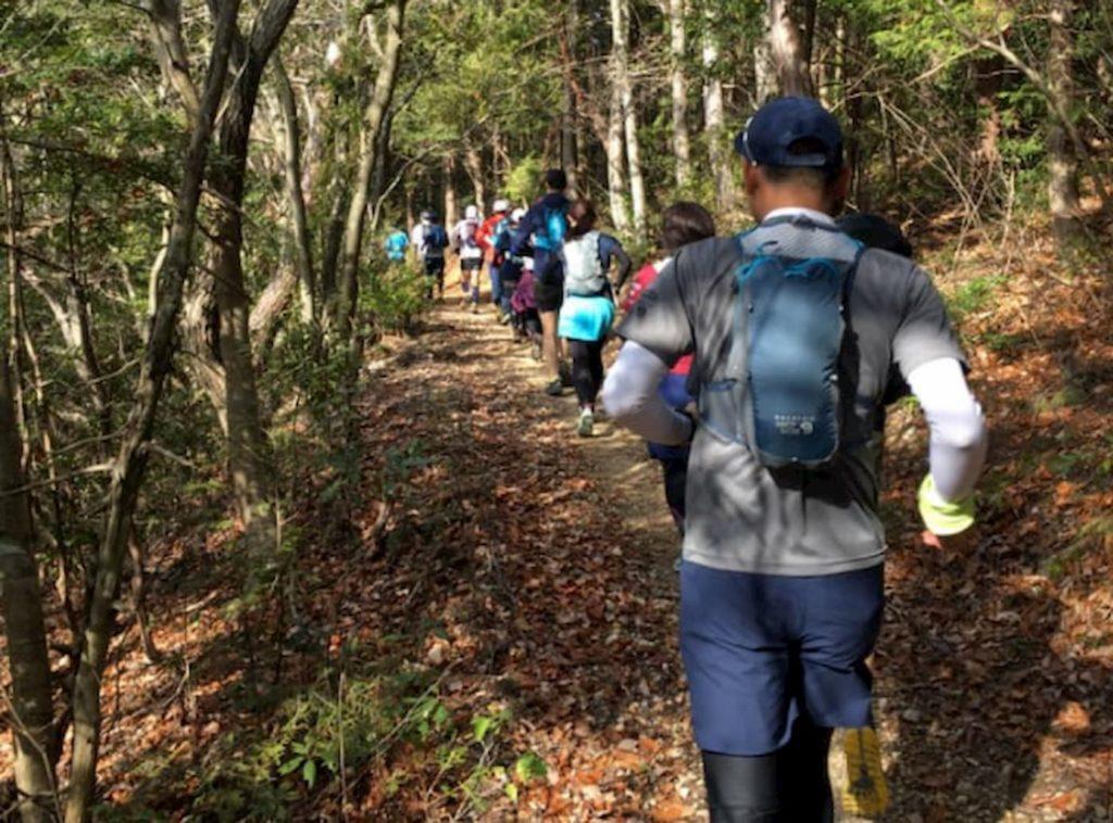 犬山八曽トレイルランニングレース | 愛知(犬山・八曽自然休養林モミの木キャンプ場)